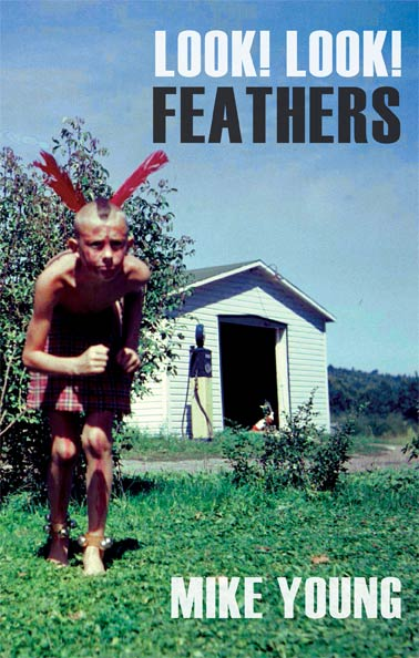 BOOK REVIEW: Look! Look! Feathers by Mike Young
