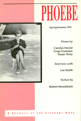 Issue 21.2Spring 1992